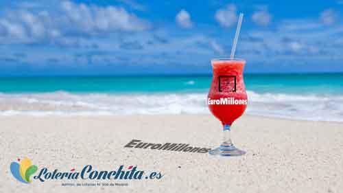 Juega a los Euromillones este verano con Lotería Conchita