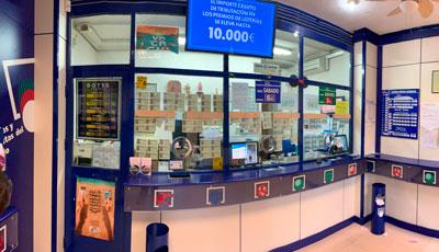 Administración Lotería Conchita en Madrid
